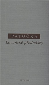 Lovaňské přednášky obálka knihy