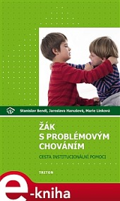 Žák s problémovým chováním obálka knihy