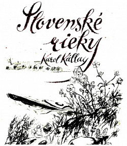 Slovenské rieky obálka knihy