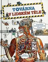 Továrna v lidském těle obálka knihy