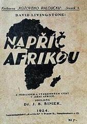 Napříč Afrikou obálka knihy