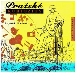 Pražské kuriozity obálka knihy