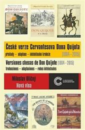 České verze Cervantesova Dona Quijota (1864–2015) obálka knihy