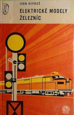 Elektrické modely železníc obálka knihy