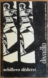 Achillovo dědictví obálka knihy