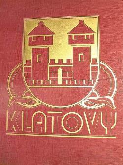 Klatovy město a okolí obálka knihy
