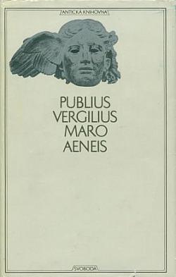 Aeneis obálka knihy