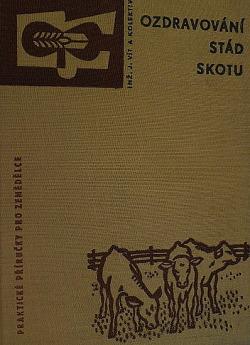 Ozdravování stád skotu obálka knihy