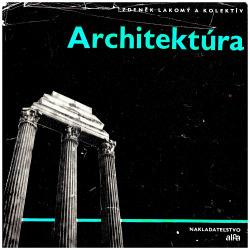 Architektúra obálka knihy