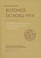 Bošovice do roku 1914 obálka knihy