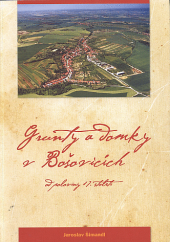Grunty a domky v Bošovicích od poloviny 17. století obálka knihy