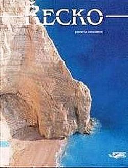 Řecko obálka knihy