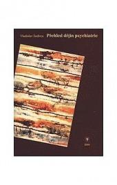 Přehled dějin psychiatrie obálka knihy