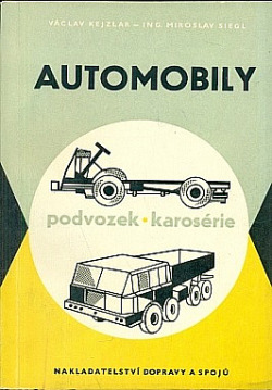 Automobily: podvozek, karosérie