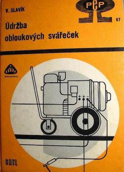 Údržba obloukových svářeček obálka knihy