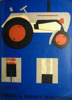 Údržba a opravy traktorov obálka knihy