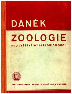 Zoologie pro vyšší třídy středních škol obálka knihy
