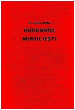 Hudebníci minulosti obálka knihy