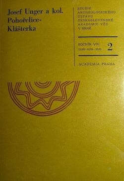 Pohořelice-Klášterka obálka knihy