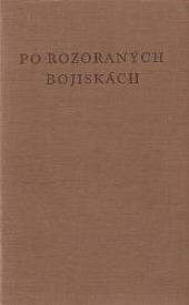 Po rozoraných bojiskách obálka knihy