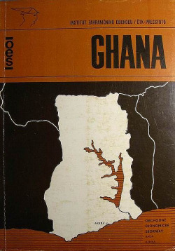 Ghana obálka knihy