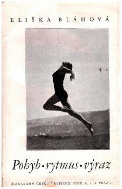 Pohyb, rytmus, výraz obálka knihy