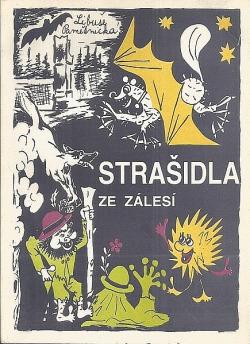 Strašidla ze Zálesí obálka knihy
