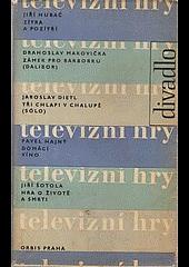 Televizní hry obálka knihy