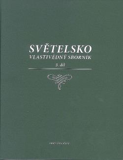 Světelsko - Vlastivědný sborník 3. díl obálka knihy