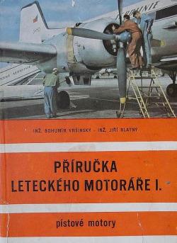 Příručka leteckého modeláře I. - pístové motory