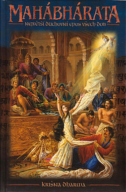 Mahábhárata – největší duchovní epos všech dob obálka knihy