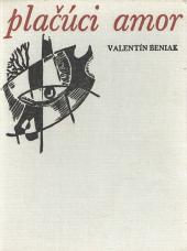 Plačúci amor obálka knihy