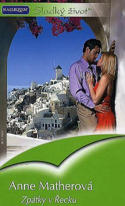 Zpátky v Řecku obálka knihy