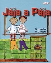 Jája a Pája obálka knihy