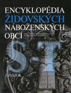 Encyklopédia židovských náboženských obcí (S-T)