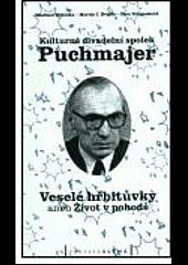 Kulturně divadelní spolek Puchmajer obálka knihy
