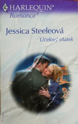 Účelový sňatek obálka knihy