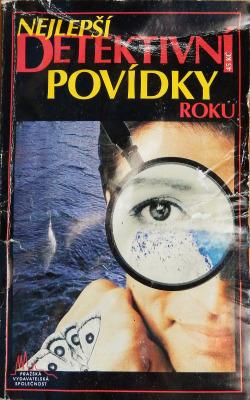 Nejlepší detektivní povídky roku 2000 obálka knihy
