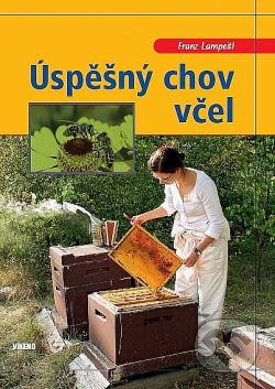 Úspěšný chov včel obálka knihy