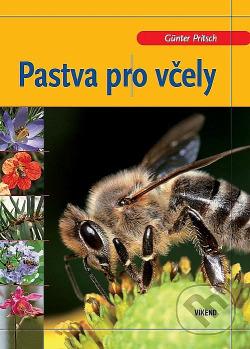 Pastva pro včely obálka knihy