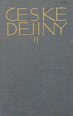 Od nejstarších dob do smrti knížete Oldřicha obálka knihy