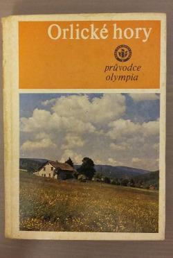 Orlické hory a Jiráskův kraj obálka knihy