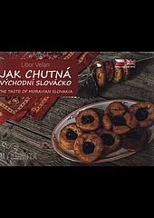Jak chutná Východní Slovácko obálka knihy