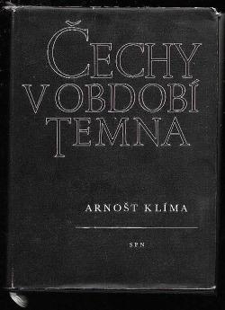 Čechy v období temna obálka knihy