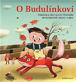O Budulínkovi obálka knihy