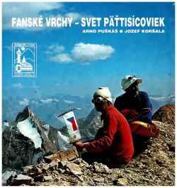 Fanské vrchy - svět päťtisícoviek obálka knihy