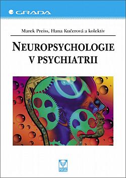 Neuropsychologie v psychiatrii obálka knihy