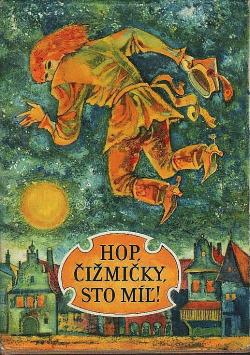 Hop, čižmičky, sto míľ! obálka knihy