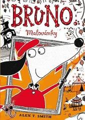 Bruno malovánky obálka knihy