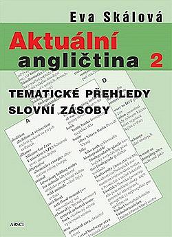 Aktuální angličtina 2. obálka knihy